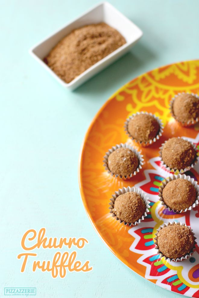 Churro Truffles | 25+ Cinco de Mayo Ideas
