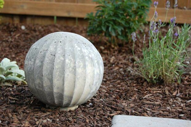 Creative Cement Projects For The Garden