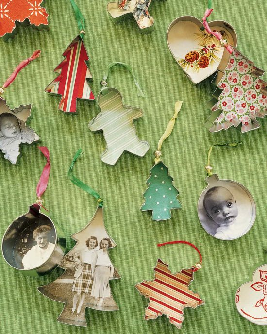 Cookie Cutter Ornaments | 25+ MORE Ornaments Kids Can Make