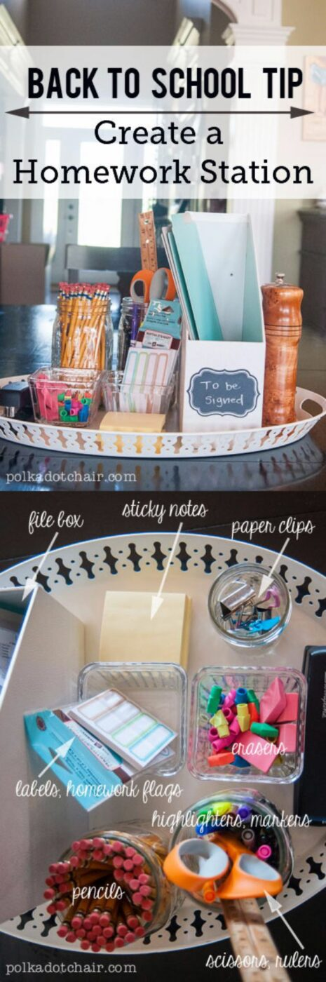 15 Creative and Cute DIY Back to School Ideas (Part 2)