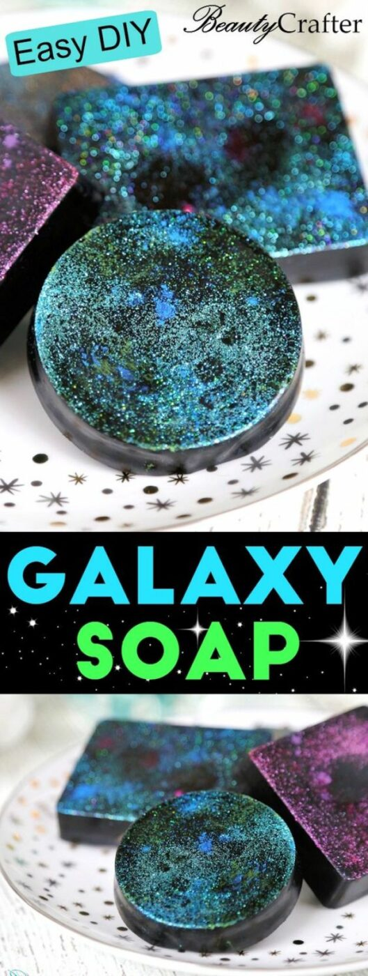 15 Awesome DIY Galaxy Crafts (Part 1)