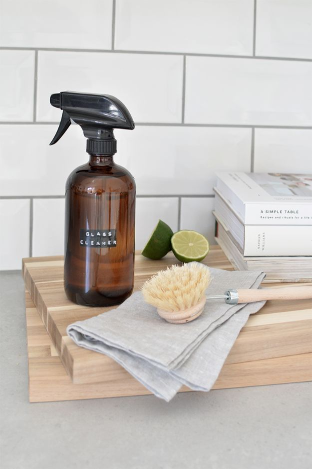 15 Homemade Natural Cleaning Products - Homemade Natural Products, Homemade Natural Cleaning Products, Homemade Natural Cleaning, DIY Home, diy cleaners