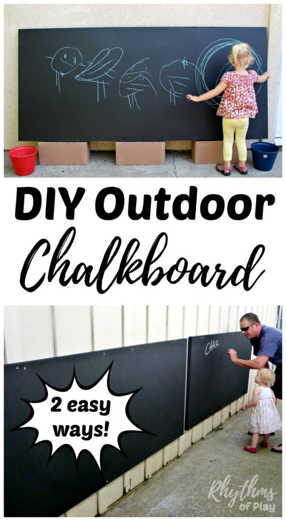 Creative DIY Chalkboard Projects (Part 1) - DIY Chalkboard Projects, DIY Chalkboard, Chalkboard Projects