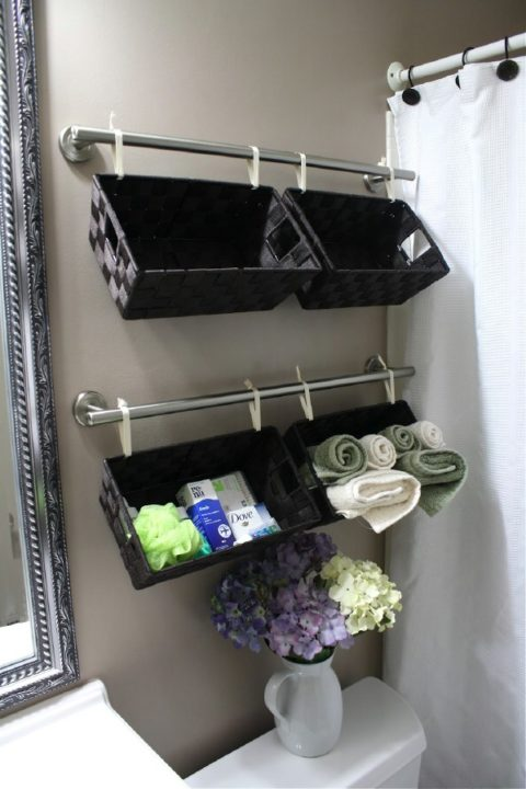 DIY Storage Solutions ideas