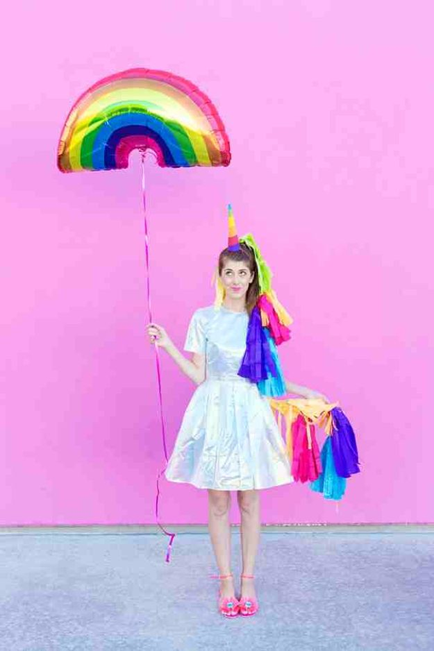 DIY Ideas With Unicorns - DIY Unicorn Costume - Cute and Easy DIY Projects for Unicorn Lovers - Wall and Home Decor Projects, Things To Make and Sell on Etsy - Quick Gifts to Make for Friends and Family - Homemade No Sew Projects and Pillows - Fun Jewelry, Desk Decor Cool Clothes and Accessories http://diyprojectsforteens.com/diy-ideas-unicorns