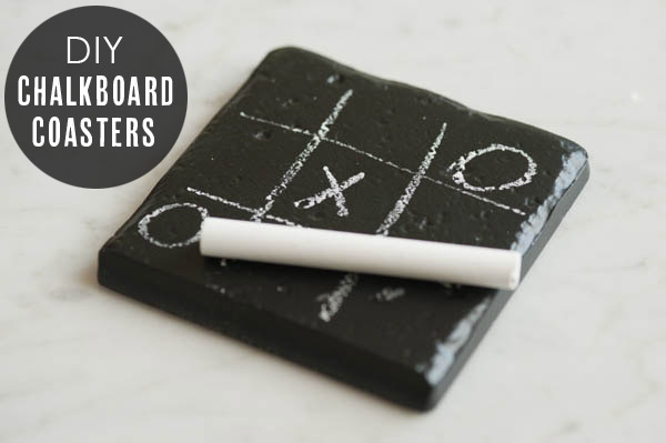 Creative DIY Chalkboard Projects (Part 2) - DIY Chalkboard Projects, DIY Chalkboard, Chalkboard Projects