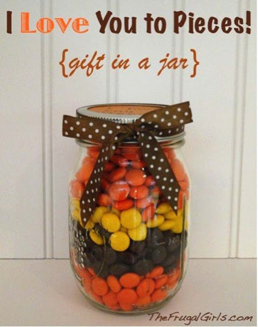 15 Cute Diy Valentine S Day Mason Jars Ideas