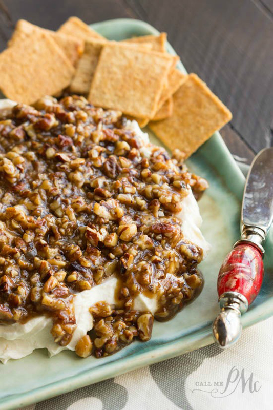 French Quarter Pecan Cheese Spread | 25+ Pecan Recipes