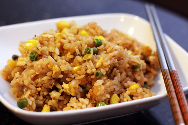 Fried Rice | 25+ Chinese Food Recipes at Home