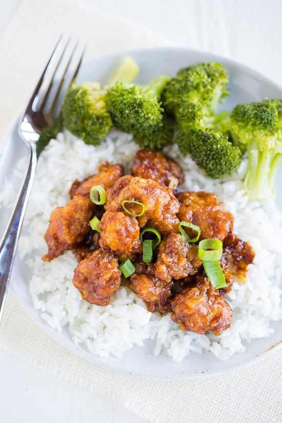 General Tso Chicken | 25+ Chinese Food Recipes at Home