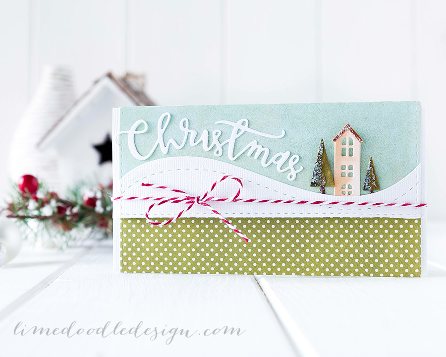 Gift card Envelope | 25+ Handmade Christmas Cards
