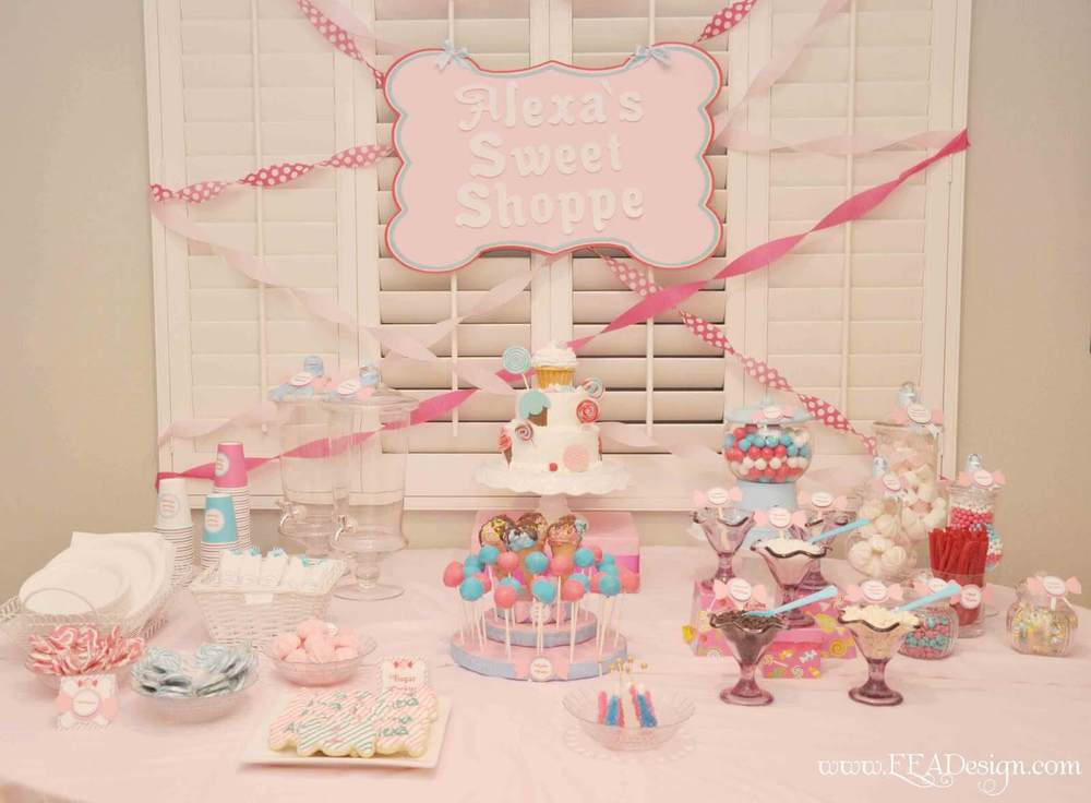 Girls Party Ideas 16