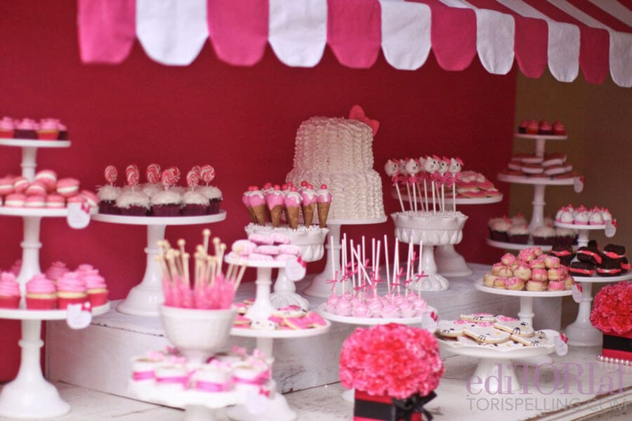 Girls Party Ideas 23