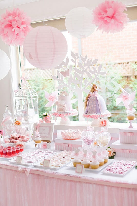 Girls Party Ideas 27