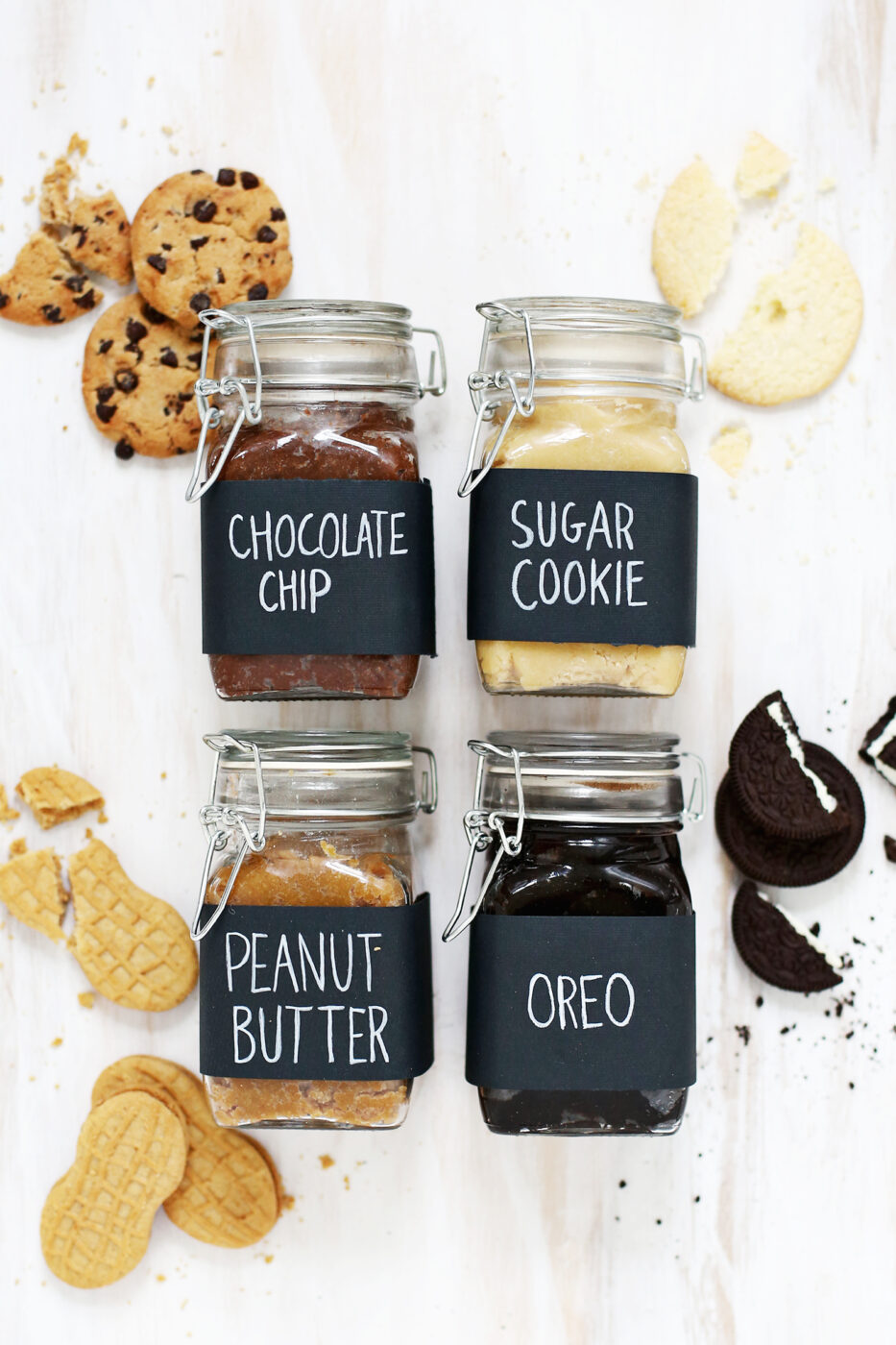Homemade Cookie Butter | 25+ Edible Christmas Gifts