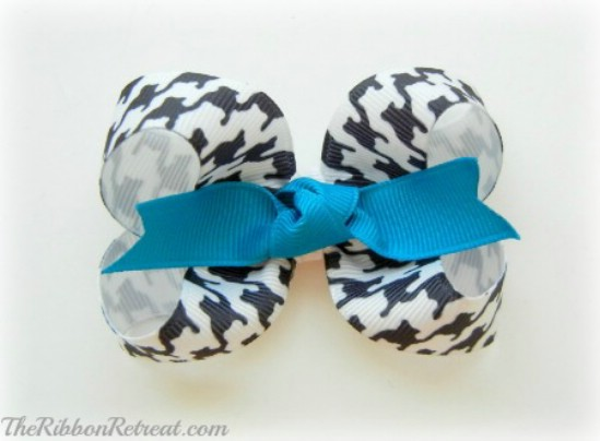 How To Make A Hair Bow_