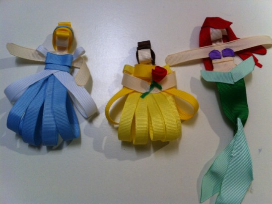 DIY Kids Fashion Project: 20 Cute and Easy To Make Hair Bows