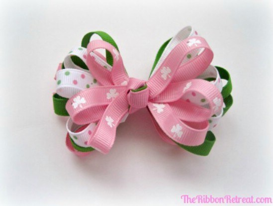 How To Make A Hair Bow_9