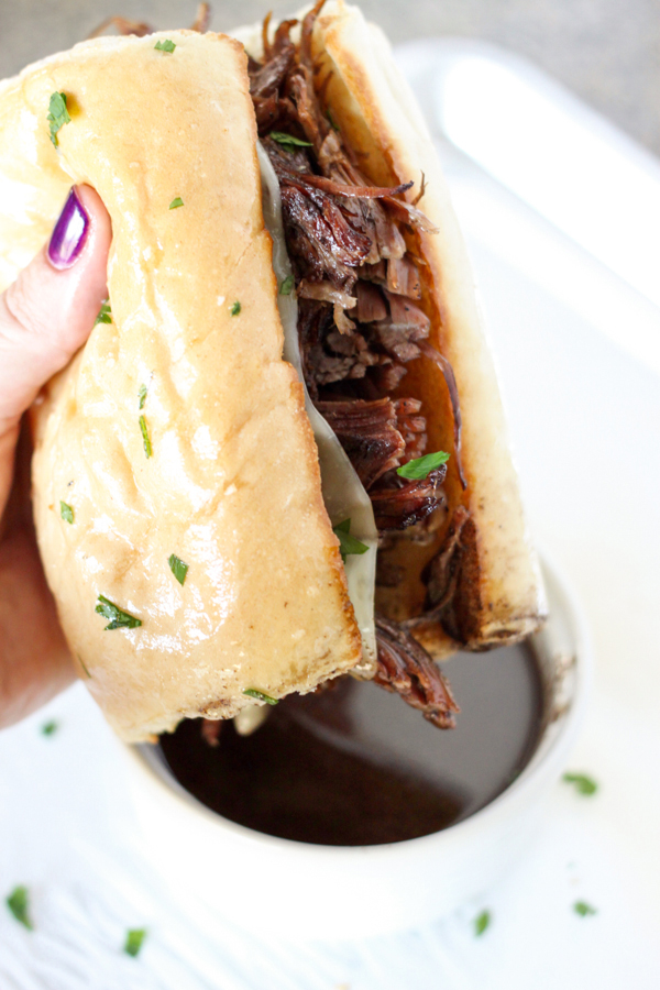 Instant Pot Pressure Cooker French Dip Sandwiches   25+ Savory Instant Pot Recipes