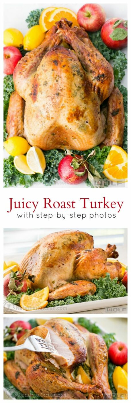 Complete menu: 17 Traditional Thanksgiving Recipes for Perfect Holiday Dinner