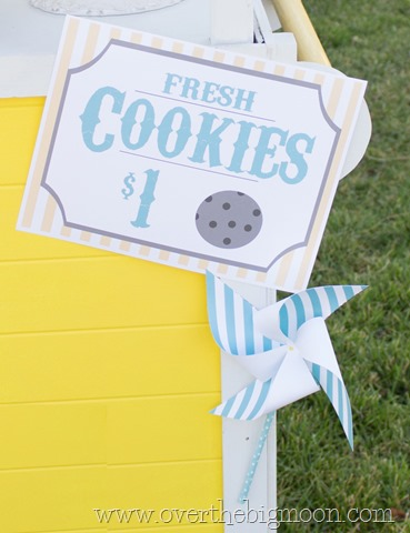 Lemonade Stand Printables | 25+ Lemonade Stand Idea