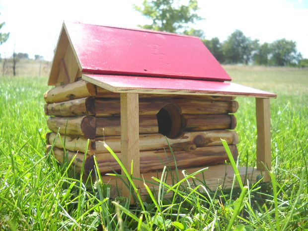 15 Awesome DIY Bird Houses - DIY Bird Houses, DIY Bird House, DIY Bird, Bird Houses