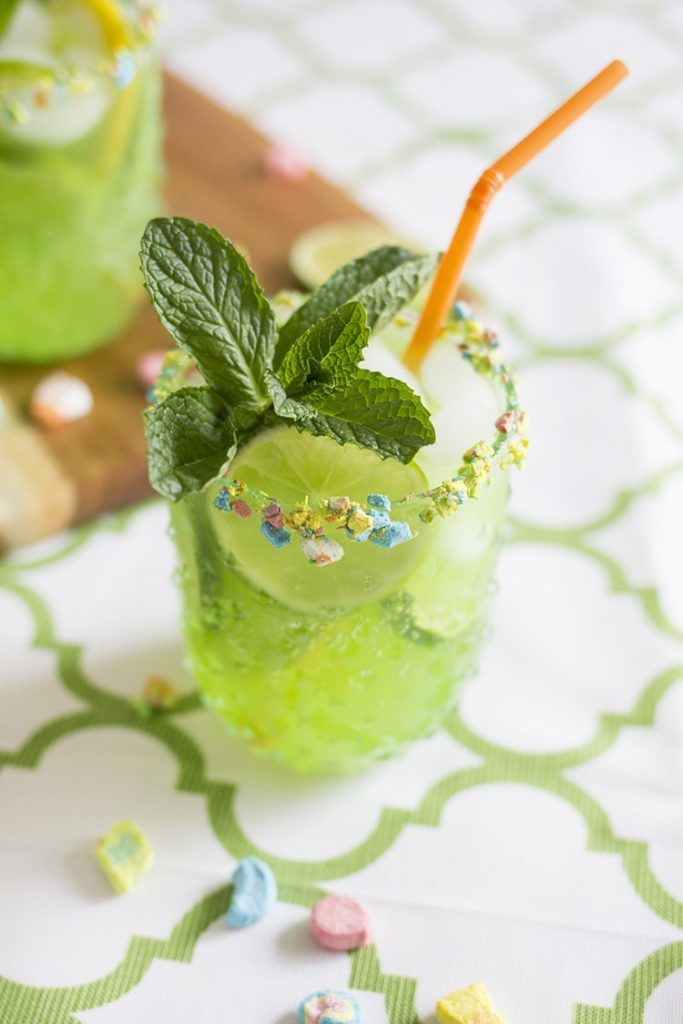 Fun St. Patrick's Day Cocktail Recipes (Part 1) - St. Patrick's Day Recipes, St. Patrick's Day Cocktails, St. Patrick's Day Cocktail Recipes