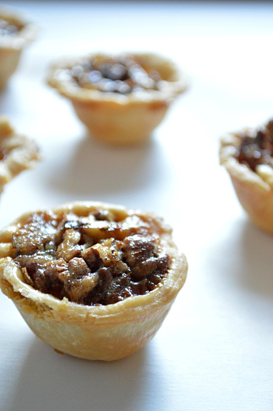Mini Pecan Pies | 25+ Pecan Recipes