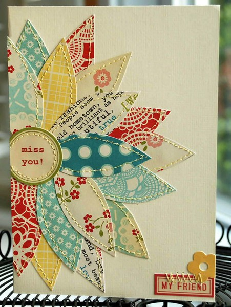 Miss You My Friend Card | 25+ Handmade Cards