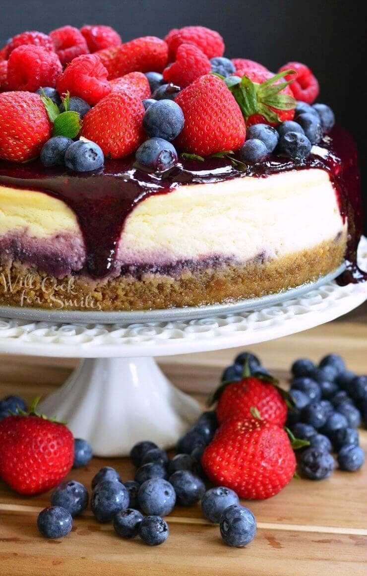 15 Tasty and Easy to Make Summer Berry Recipes (Part 1)