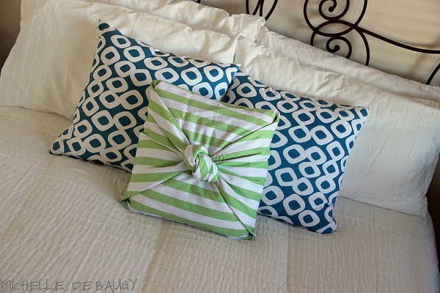 No-Sew Pillow Case