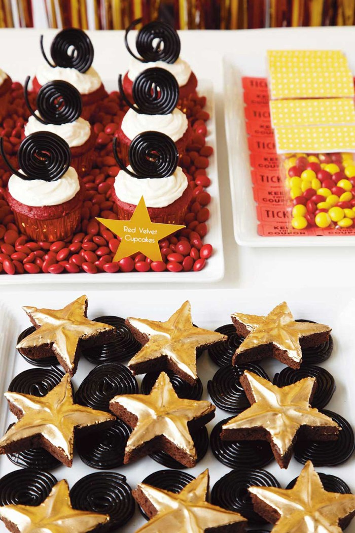 Oscars party: 17 Great DIY and Food Ideas