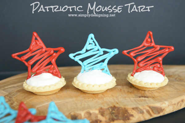 tarts for the 4th | 25+ 4th of July Party ideas