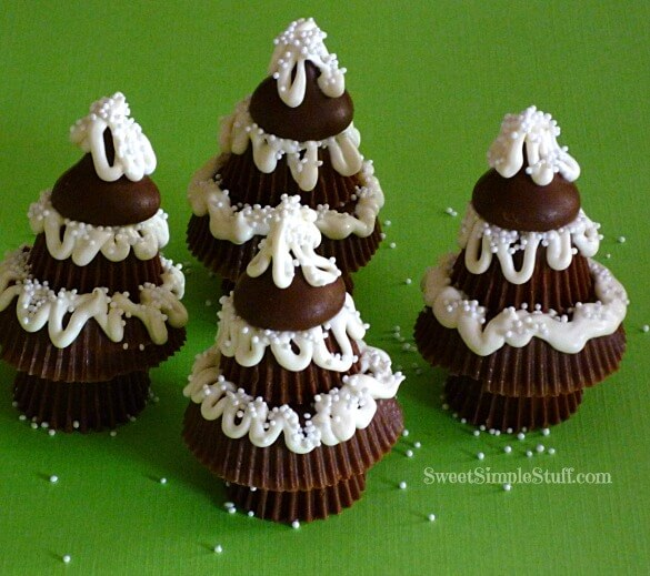 Party Food Ideas: 15 Festive and Tasty Finger Food Christmas Desserts