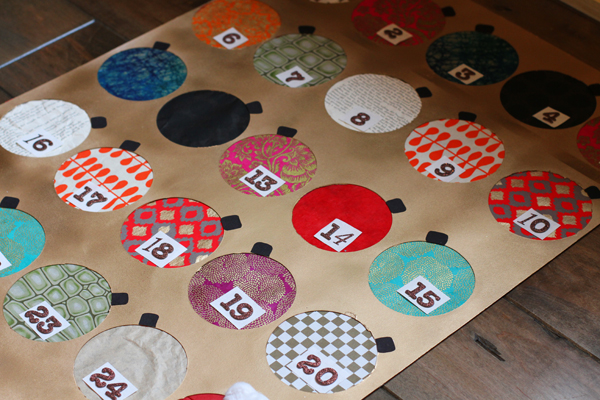 Punch Board Advent Calendar | 25+ MORE Christmas Advent Calendars