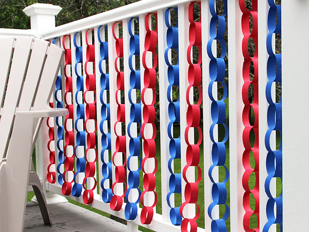 Quick and Easy Fourth of July Decorating | 25+ 4th of July Party Ideas