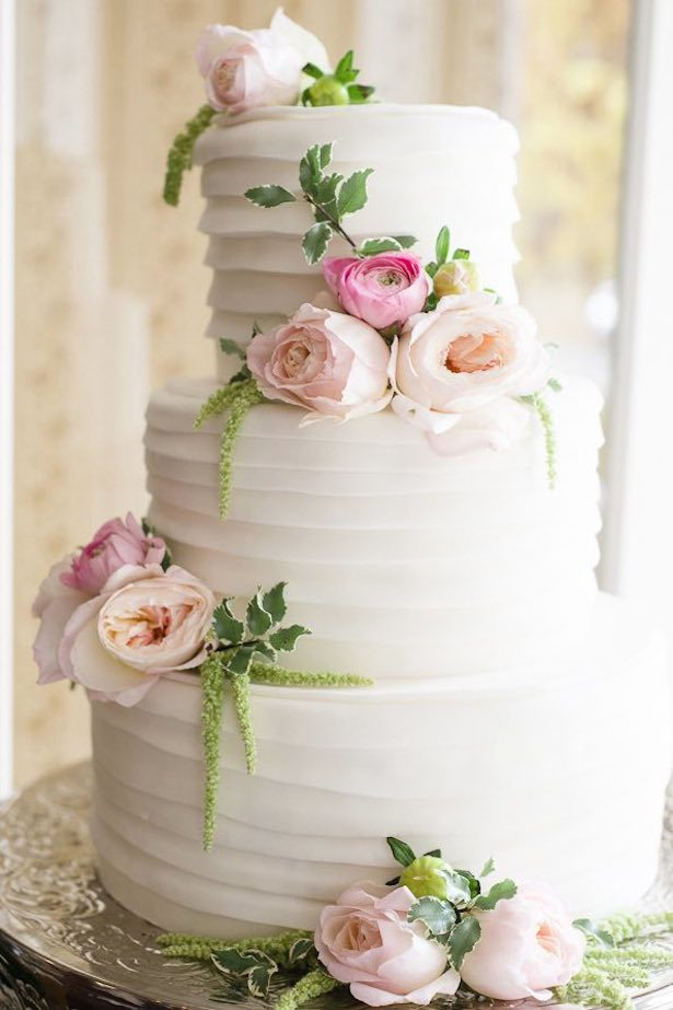 Wedding Cake Ideas - Lori Kennedy Photography