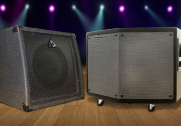 Difference Between Keyboard Amp and a Guitar Amp - loudspeaker, keyboard, guitar, amplifier