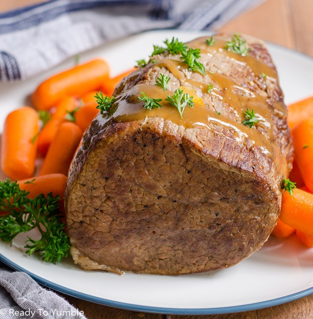 Sauerbraten-German Pot Roast | 25+ Sunday Roast Recipes