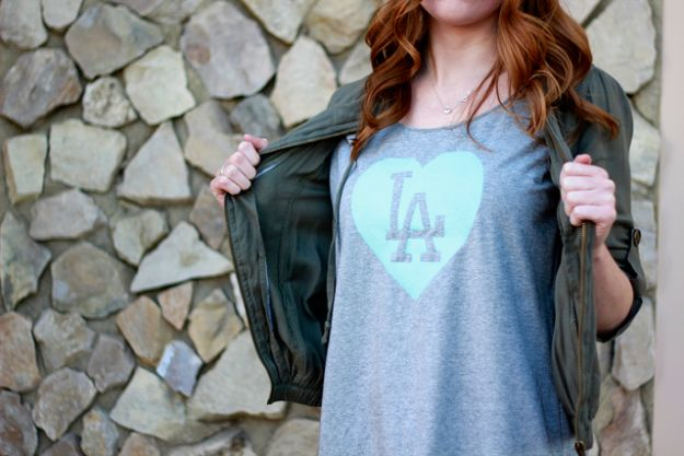 DIY Ideas: 15 T shirt Makeovers (Part 2)