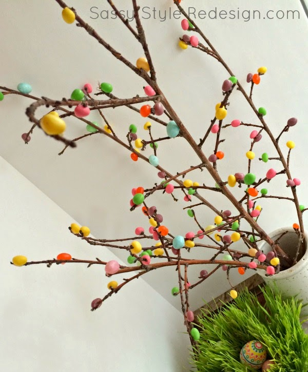 Easy DIY Easter and Spring Decor ideas - diy spring home decor, diy Easter decorations, DIY Easter Decor ideas, DIY Easter and Spring Decor ideas, diy Easter