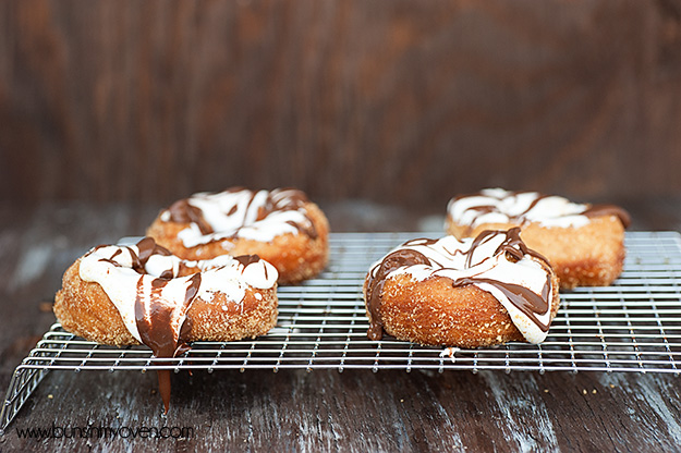 S'mores Donuts | 25+ S'mores Recipes