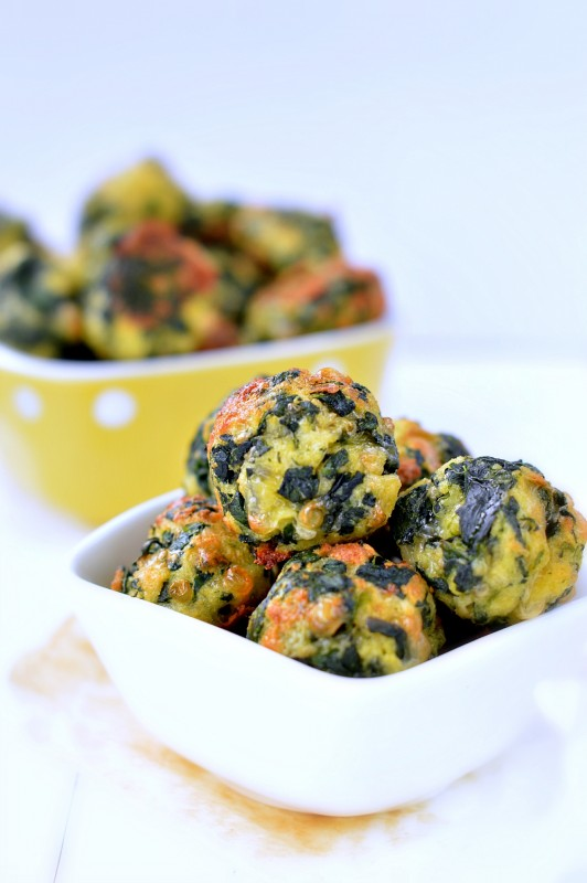 Spinach Balls | 25+ Spinach Recipes