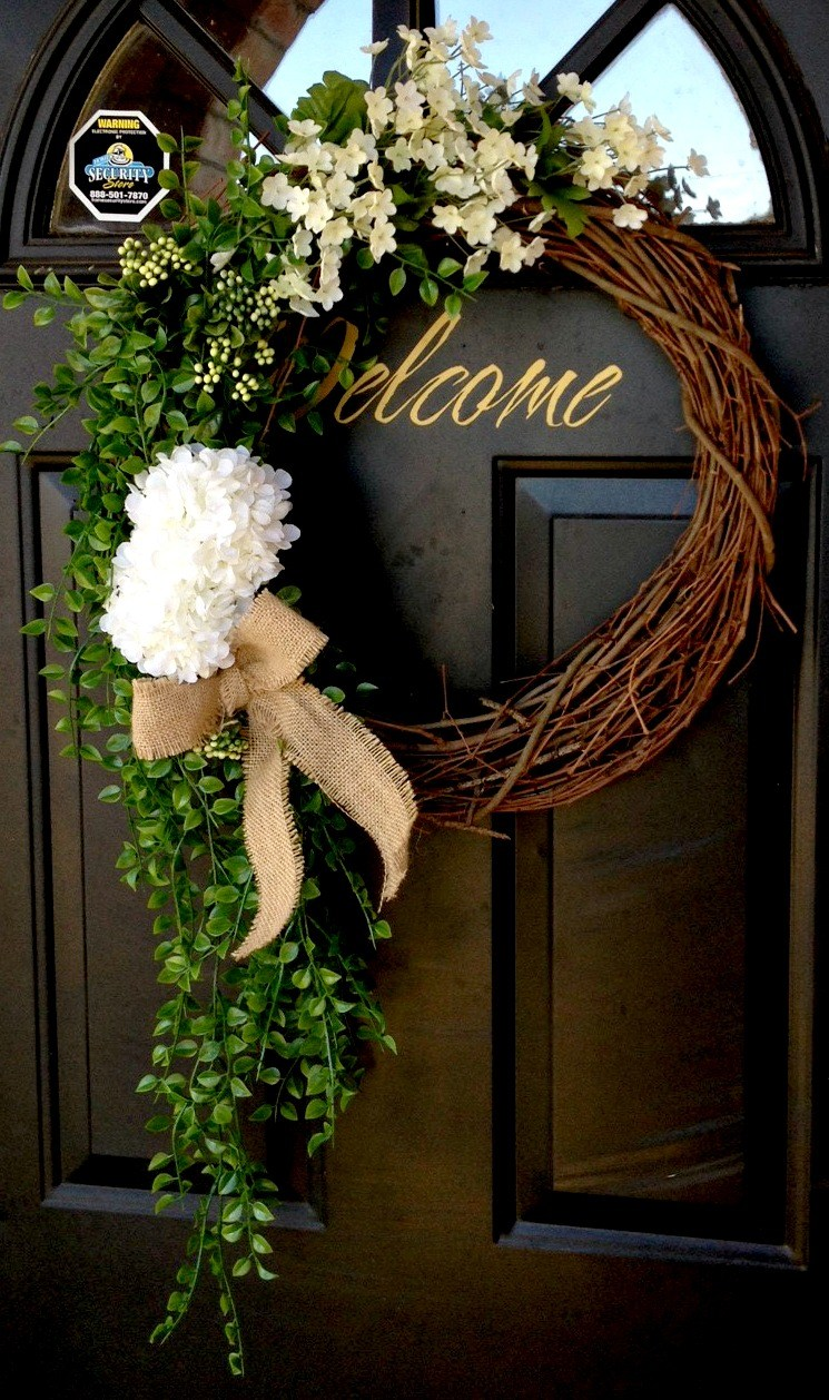 Spring Wreath | 25+ Spring wreaths