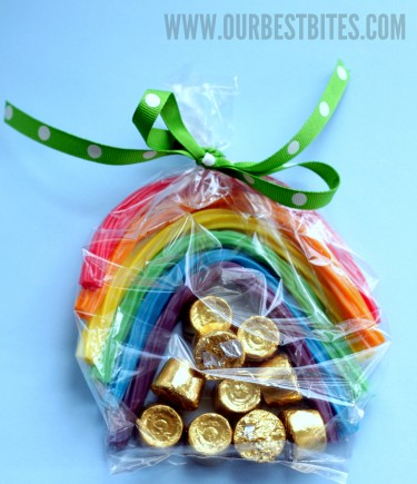 St. Patrick's Day Rainbows | 25+ Rainbow crafts, food and more