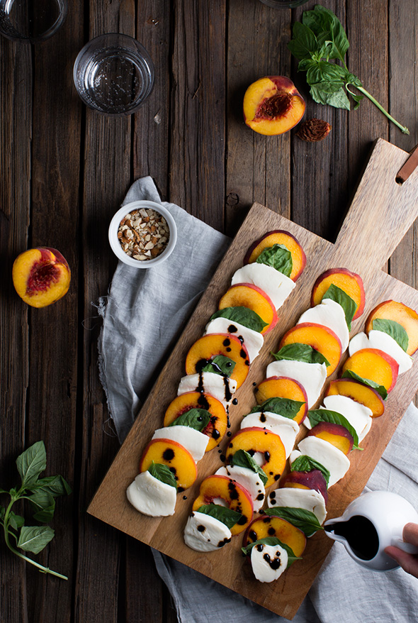 15 Easy and Tasty Peach Recipes and Ideas