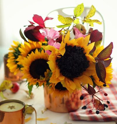 Sunflower Paper Bouquet | 25+ MORE Paper Flowers