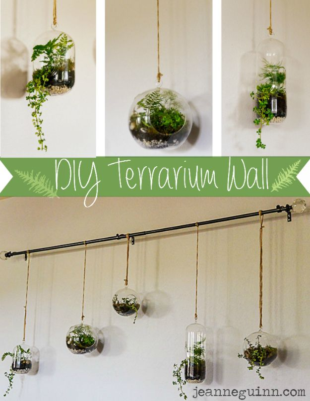14  DIY Terrarium Ideas You Can Make Today