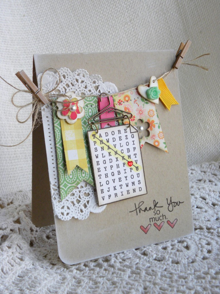 Thank You Card | 25+ Handmade Cards