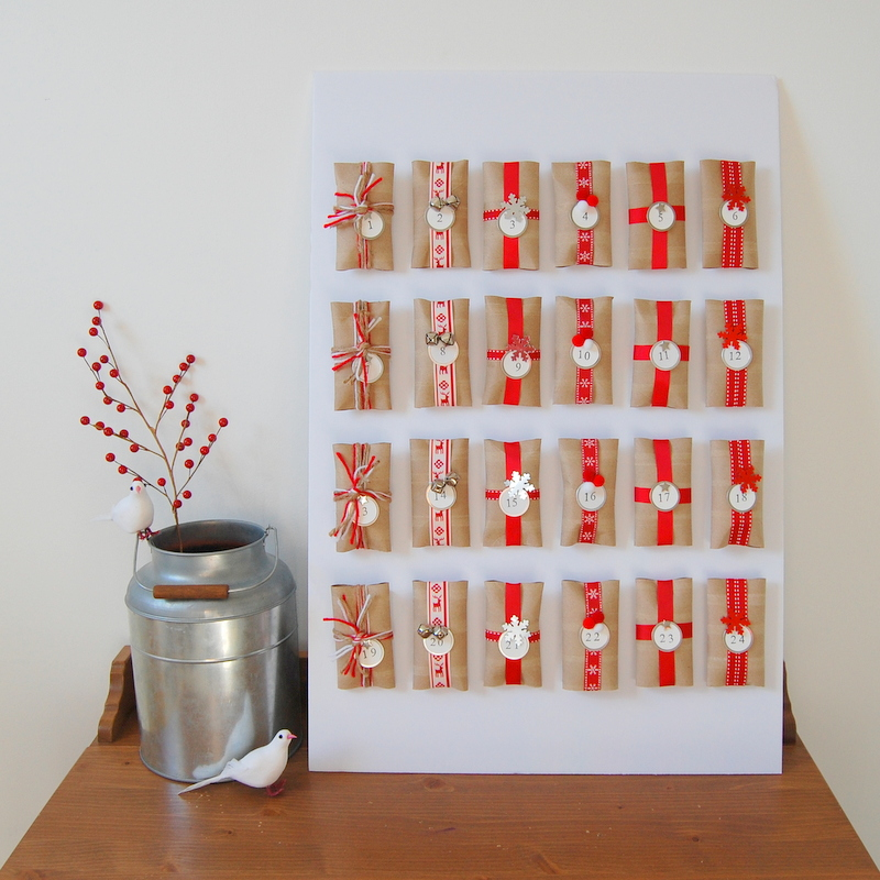 Toilet Paper Roll Advent Calendat | 25+ MORE Christmas Advent Calendars